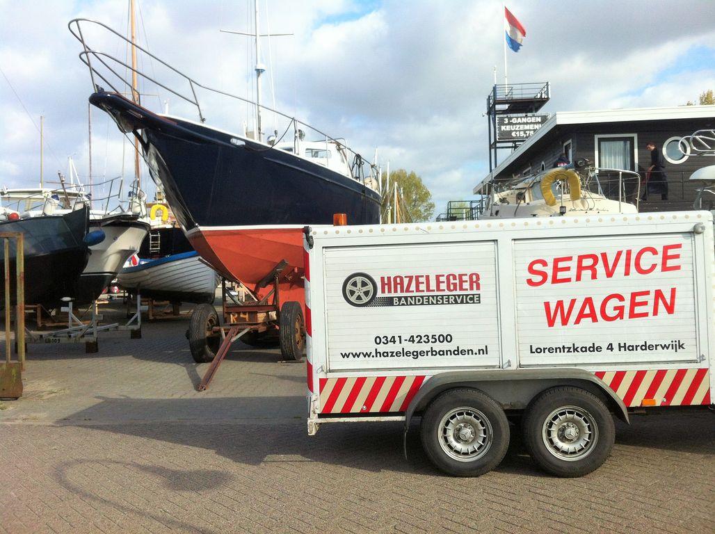 service wagen hbs