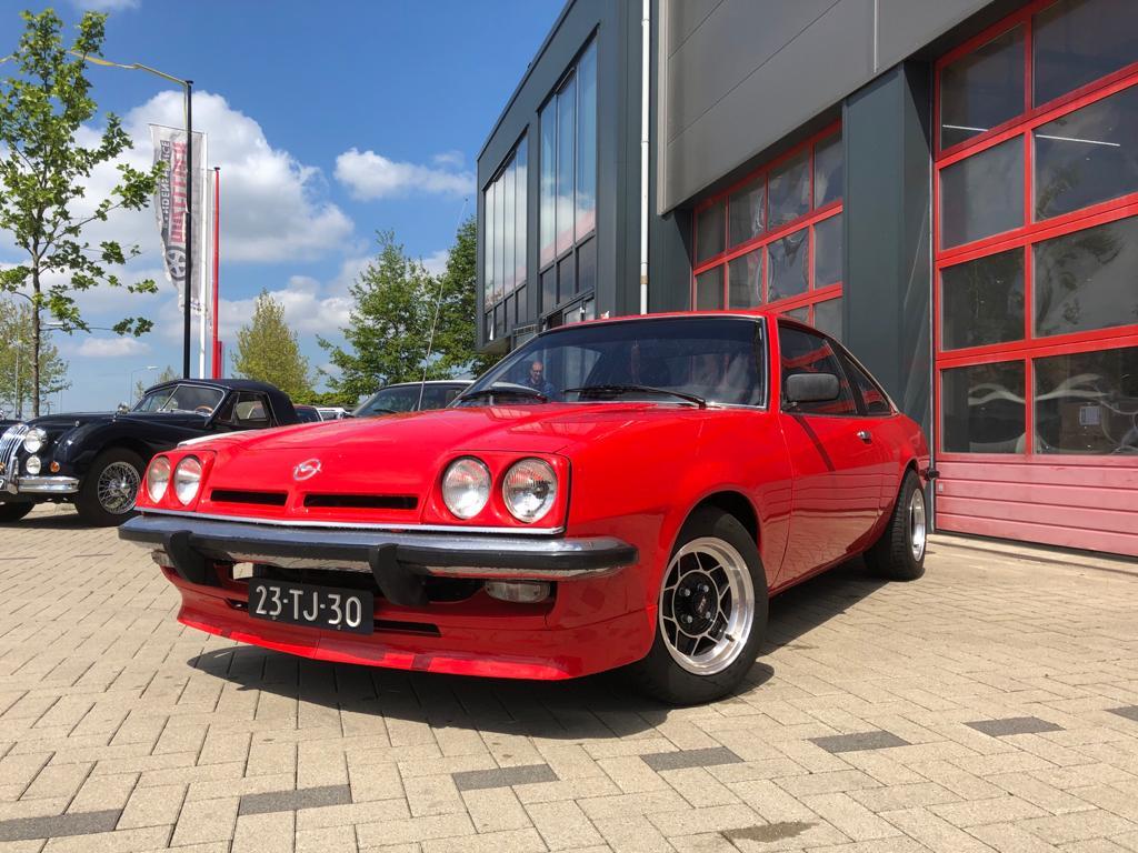 Opel Manta HBS